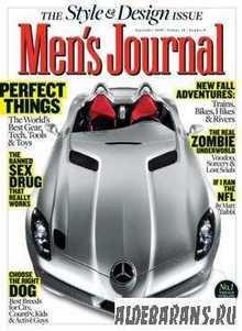 Men's Journal №9 2009