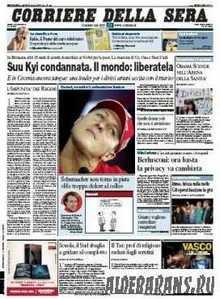 Corriere Della Sera  (12 08 2009 )
