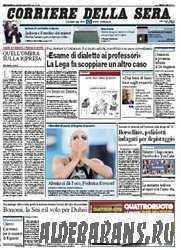 Corriere Della Sera  ( 29 07 2009 )