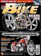Hot Bike, September 2009