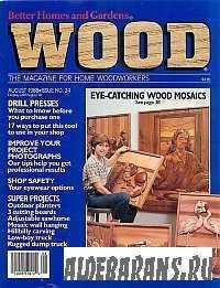 Wood №24 Август 1988