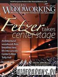 Modern Woodworking Березень 2009