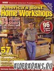 Wood Magazine Special Publications America's Best Home Workshops