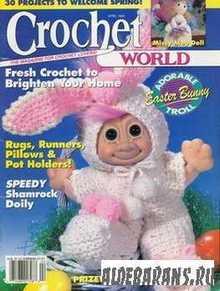 Crochet World №4 1993