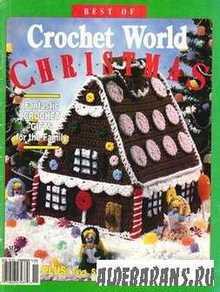 Crochet World Christmas 1990
