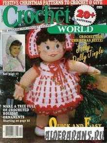 Crochet World №12 1989