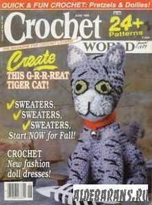 Crochet World №6 1989