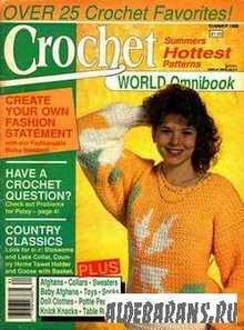 Crochet World Omnibook Summer 1988