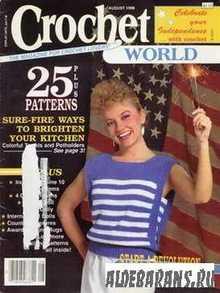 Crochet World №8 1988