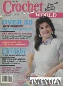 Crochet World №6 1988