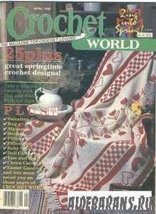Crochet World №4 1988