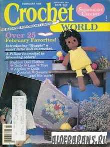Crochet World №2 1988