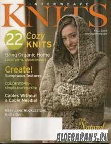 Interweave Knits Fall 2009