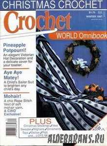 Crochet World Omnibook Winter 1987