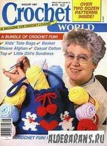 Crochet World №8 1987