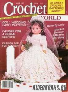 Crochet World №6 1987