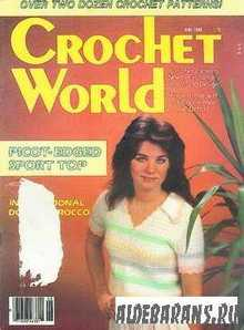 Crochet World №6 1986