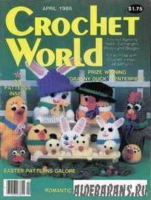 Crochet World №4 1986