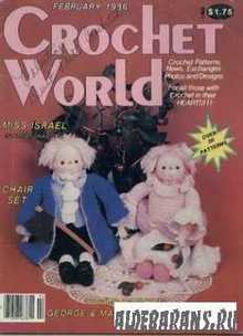 Crochet World №2 1986