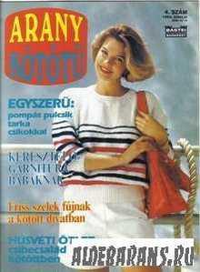 Arany Kototu  №4 1993