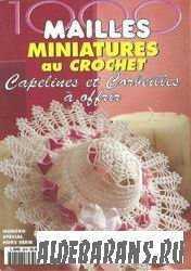 1000 Mailles Nomero special hors-serie filet crochet hats