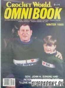 Crochet World Omnibook Winter 1985