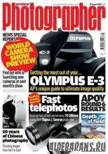 Amateur Photographer 30 серпня 2008