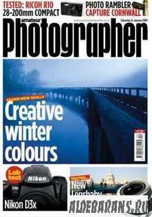 Amateur Photographer  24 січня 2009